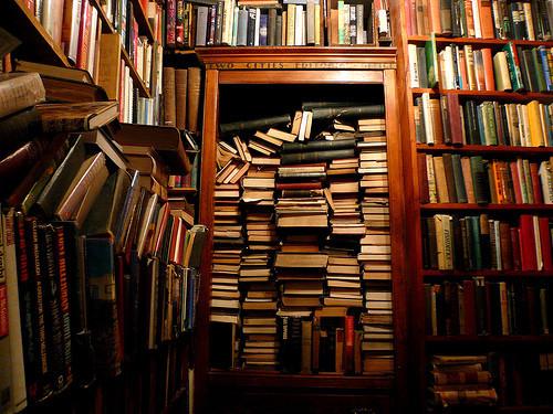 Самые необычные книжные магазины. Изображение № 3.