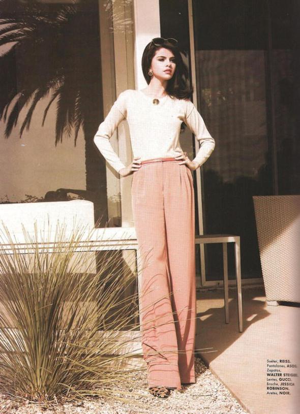 Съемка: Селена Гомес для Elle Mexico. Изображение № 4.