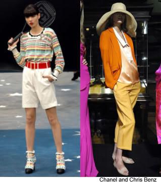 A revival for 20s fashion: Gatsbys girl или Roaring Twenties. Изображение № 2.