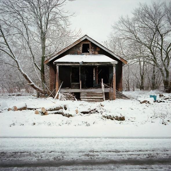 100 заброшенных домов. Изображение № 23.