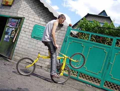 Зачем велосипеду третье колесо?. Изображение № 1.