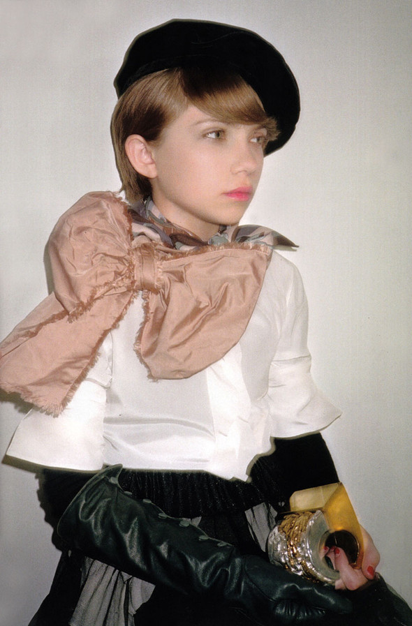 TAVI GEVINSON for POP magazine. Изображение № 11.