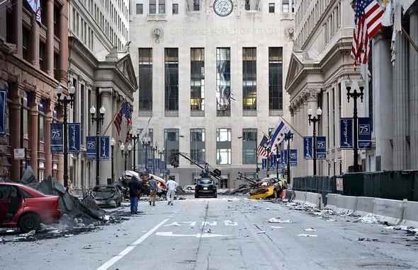 Съемки Трансформеров 3 в Чикаго. Изображение № 7.