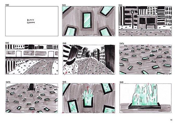 Короткометражка дня: китайская анимация о смартфоне-зомби. Изображение № 16.