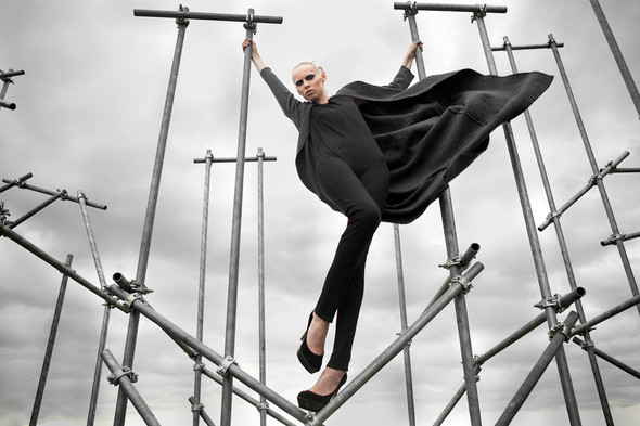 Дебюты Mercedes-Benz Fashion Week Russia. Изображение № 1.