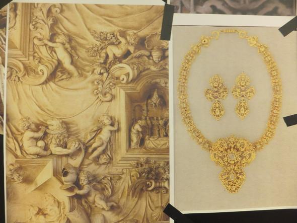 На бэкстейдже показа Dolce & Gabbana. Изображение № 25.