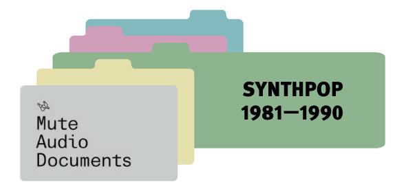История лейбла: Mute Records. Изображение № 6.