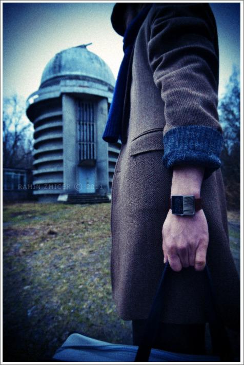 Void Watches дизайнер David Ericsson. Изображение № 3.