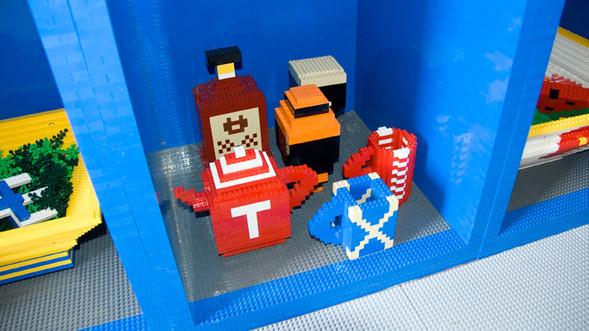Lego дом. Изображение № 4.