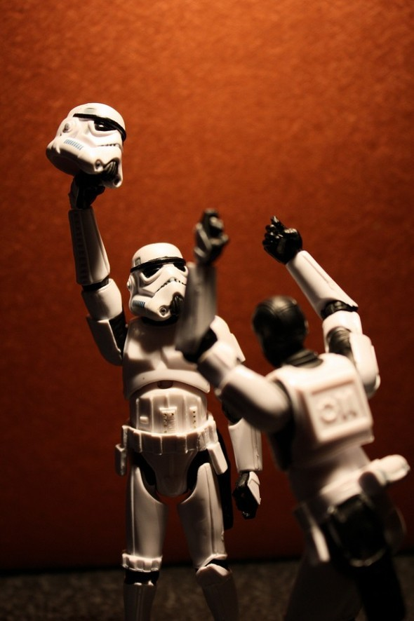 Stormtroopers day off. Изображение № 12.