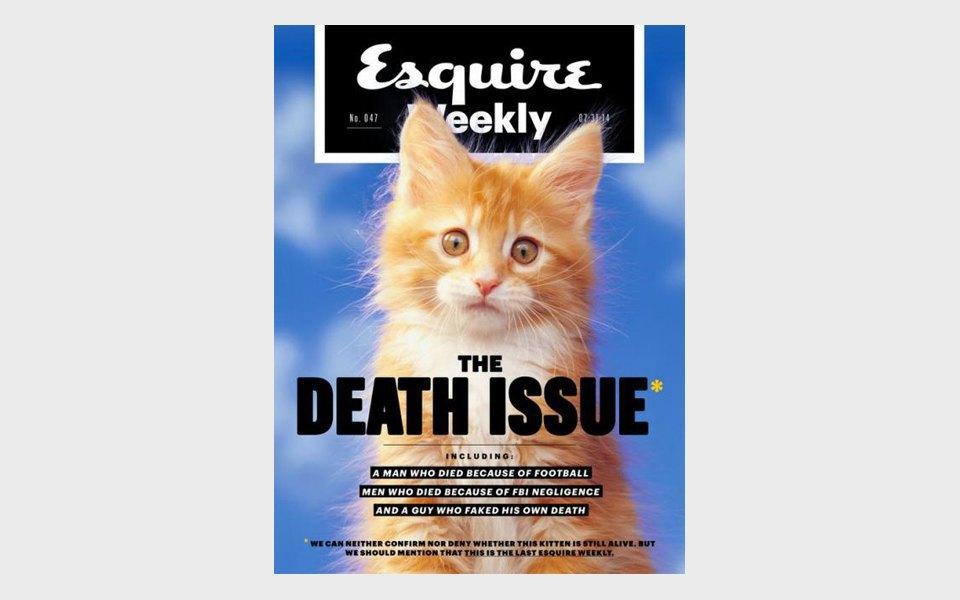 Главный редактор «Афиши» советует лучшие обложки года. Изображение № 15.