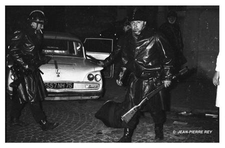 Jean-Pierre Reyвзгляд намай '68. Изображение № 19.