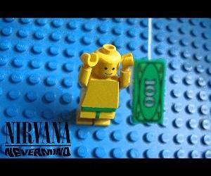 Обложки встиле Lego. Изображение № 16.