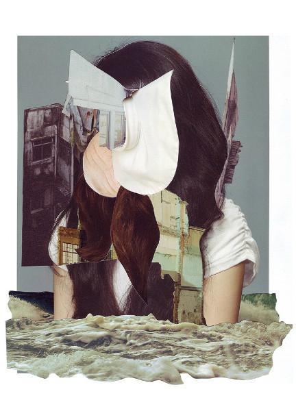 Клей, ножницы, бумага: 10 современных художников-коллажистов. Изображение № 19.