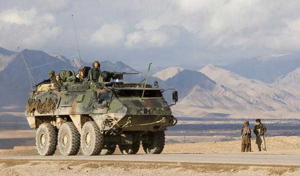 Афганистан. Военная фотография. Изображение № 318.