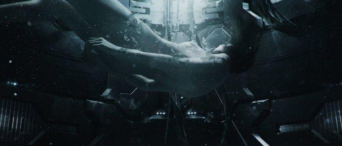 CG-художники создали фоторемейк опенинга «Призрака в доспехах». Изображение № 21.