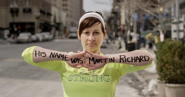 Жертвы Бостонского теракта вернулись на финишную прямую. Изображение № 12.