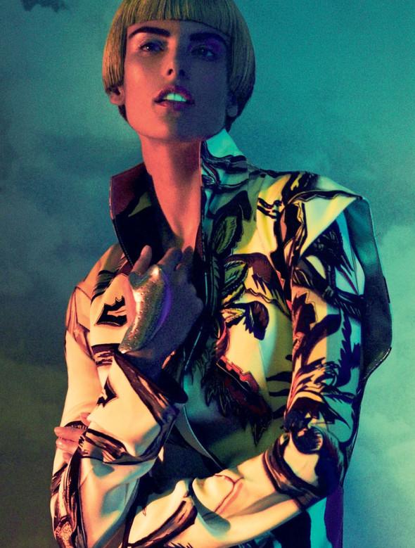 Съёмка: Алессандра Амброзио для Muse. Изображение № 6.