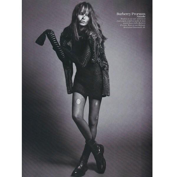 Изображение 21. Съемки: Harper's Bazaar, Industrie, Vogue и другие.. Изображение № 68.