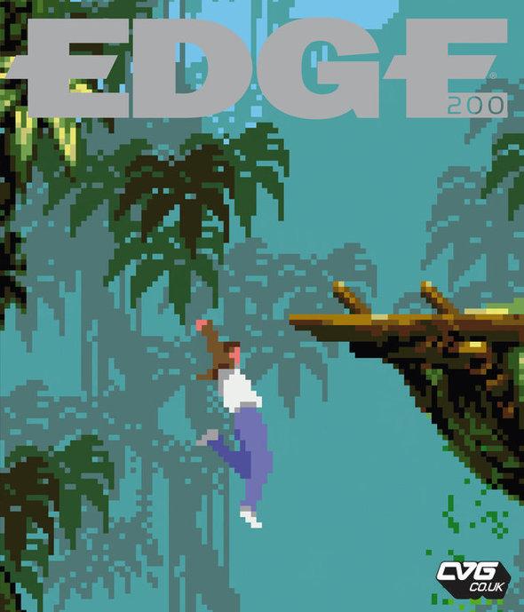 Edge: двести обложек двухсотого номера. Изображение № 6.