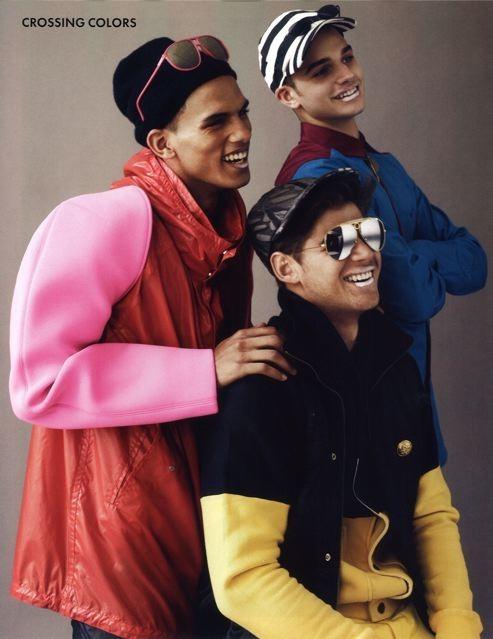 'Life Without Rules' Vogue Hommes Japan # 3. Изображение № 5.
