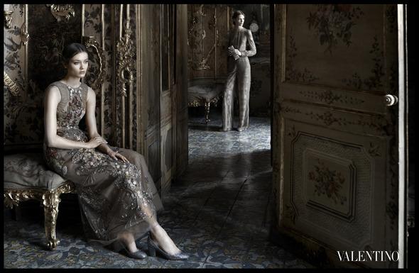 Кампания: Valentino A/W '12. Изображение № 5.