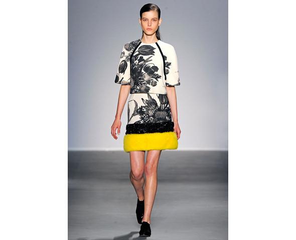 Изображение 4. Джамбаттиста Валли создает одежду для Longchamp.. Изображение № 4.