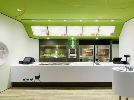 На скорую руку: Фаст-фуды и недорогие кафе 2011 года. Изображение № 2.