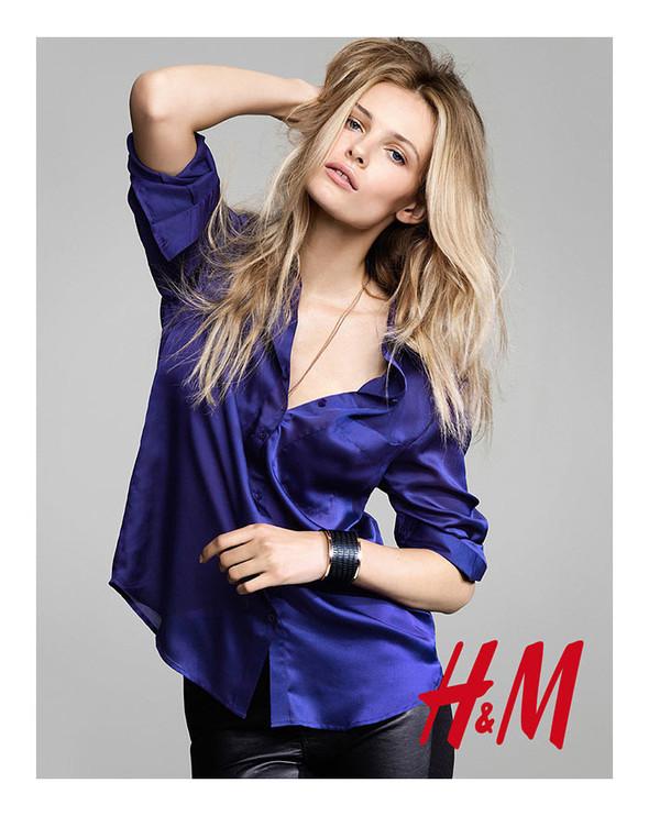 Лукбук: Лю Вэнь и Эдита Вилкевичюте для H&M FW 2011. Изображение № 4.