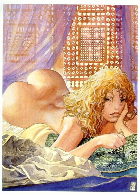 MILO MANARA. Изображение № 11.