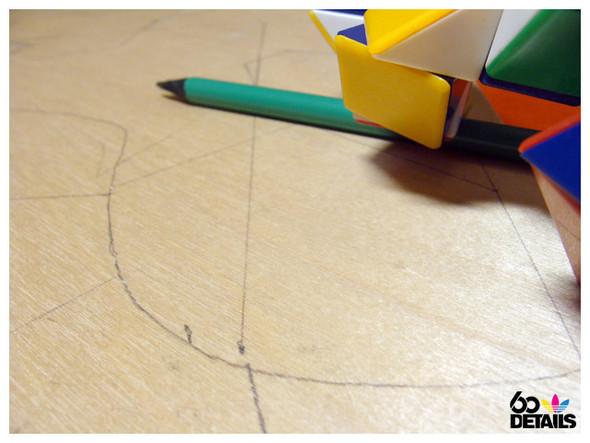 2D sculpture artist: SBSS (process). Изображение № 1.