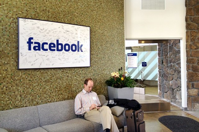 В Facebook работают над офисной версией соцсети . Изображение № 1.
