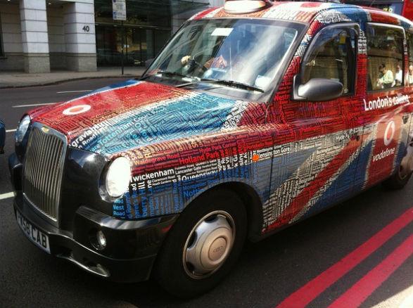 Такси в мировых столицах. Изображение № 4.
