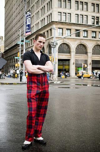 Какодевается молодежь вНью-Йорке. Изображение № 36.