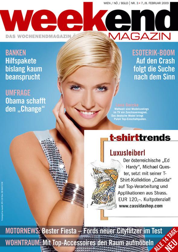 Michael Quester дизайнер австрийского бренда Cassida. Изображение № 24.