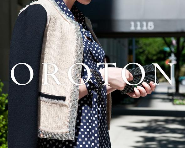 Томми Тон снял рекламную кампанию для Oroton. Изображение № 3.