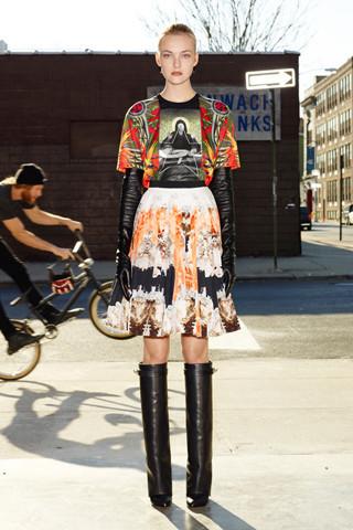 Givenchy Pre-Fall 2012. Изображение № 2.