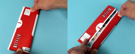 Оригами отNetFlix. Изображение № 3.