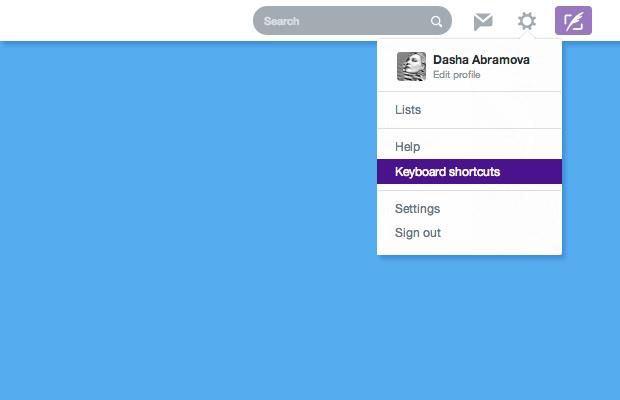 10 незаметных интерфейсных решений компании Twitter. Изображение № 11.