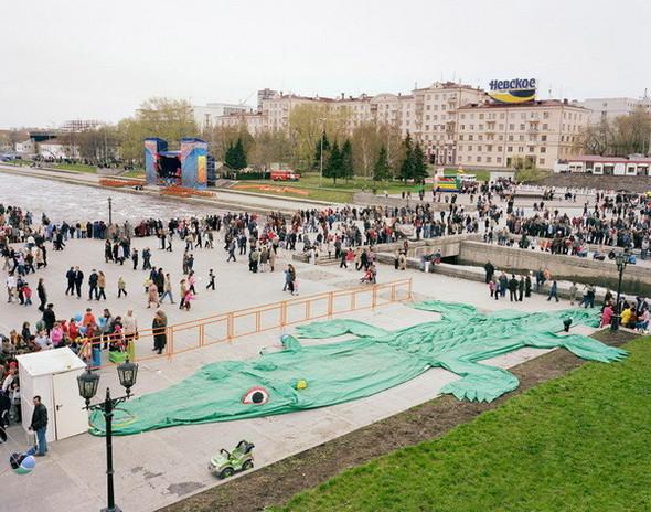 Russian Suburbs: Россия глазами зарубежных фотографов. Изображение № 25.