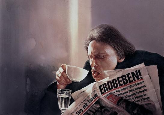 Gottfried Helnwein. Изображение № 7.