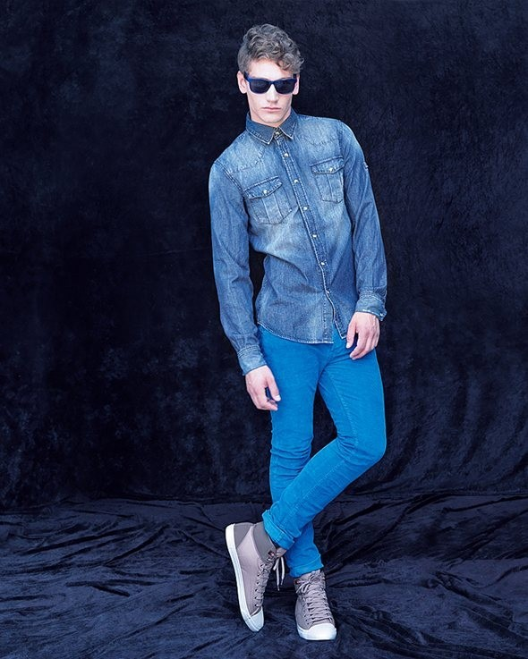 Лукбук: Bershka September 2011 Menswear. Изображение № 5.