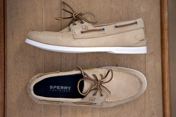 Sperry Top-Sider – первые в мире яхтенные мокасины. Изображение № 5.