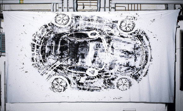 Автомобильная тема Сары Илленбергер. Изображение № 8.