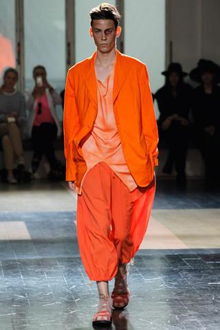 Неделя мужской моды в Париже: День 2. Изображение № 53.