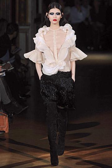 Неделя моды в Париже: Haute Couture. Изображение № 56.