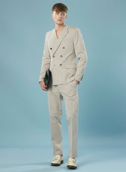 Мужские лукбуки: Louis Vuitton, Adidas и другие. Изображение № 45.