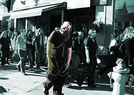 Zombie Walk. Изображение № 10.