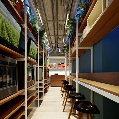 Под стойку: 15 лучших интерьеров баров в 2011 году. Изображение № 56.