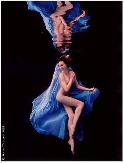 Howard Schatz: поту сторону воды. Изображение № 8.